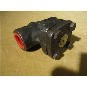 "R P&C F90D 1"" NPT Check Valve, A-105 Steel"