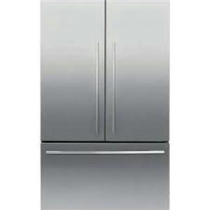 FISHER PAYKEL Active Smart RF201ADX4 20.1 cu.ft.French Door Refrigerator DETAILS