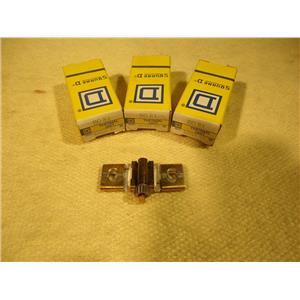 Square D B0.81 Overload Relay Thermal Unit, Lot of 3