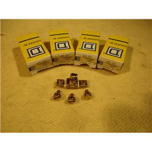 Square D A5.30 Overload Relay Thermal Unit, Lot of 4