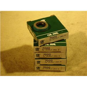 CHICAGO RAWHIDE OIL SEAL 7000