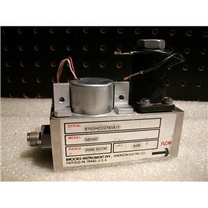 Brooks 5850D Mass Flow Controller