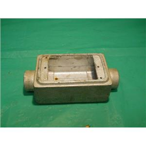 "APPLETON FS-UNILET, 3/4"" OUTLET BOX, FOR HAZARDOUS LOCATIONS"