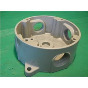 """CROUSE HINDS 426B, 4, 3/4"""" HOLE FIXTURE FITTING"""