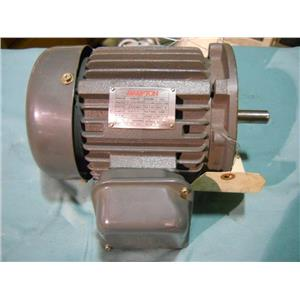 HAMPTON 1/2 HP 3 PHASE MOTOR, 230/460V, 1710 RPM, 56C FRAME