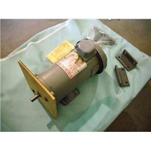GENERAL ELECTRIC ADJUSTABLE SPEED 3/4 HP D/C MOTOR