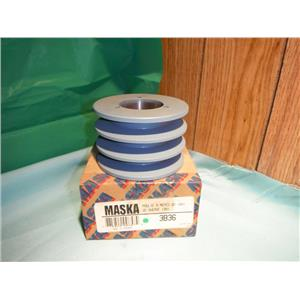 MASKA 3B36, 3 BELT SHEAVE PULLEY FOR USE WITH QD (SH) BUSHING