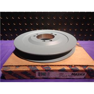 "MASKA 1B66, 2-1/8"" SINGLE BELT SHEAVE PULLY"