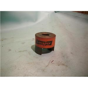 LOVEJOY L-070, .500  BORE SHAFT COUPLER BODY
