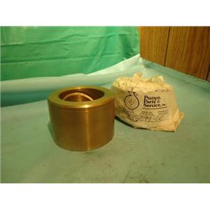 "PUMP PARTS & SERVICE, 054099-00, BRASS 2-3/8"" BORE PUMP PART"