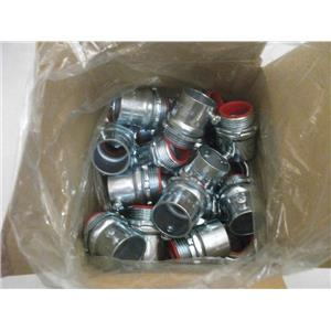 "Thomas & Betts 1"" Set Screw Connector Insulated #TC723A"