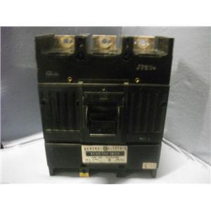 General Electric TJJ436Y400 Circuit Breaker, 400A, 600V