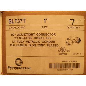 90* Liquidtight Connector W/ Insulated Throat SLT37T