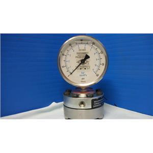 AMETEK 0-160 Pressure Gauge