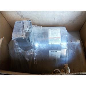 York 5 HP Motor, 480V, 1150 RPM, 10.5A, 215TZ Frame, 024-24604-001