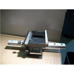Microscope Rail Slide Positioner