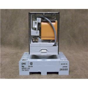 Allen-Bradley Base Cat.# SR2P-06  w/General Relay Cat.# 700-HA32A-1/ Series D