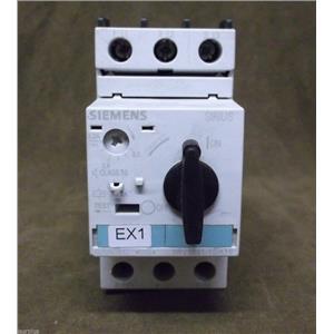 Siemens Motor Starter 3RV1021-1DA10 Class 10