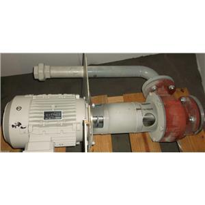 Knoll Centrifugal Pump / Type TG50-37/40 480