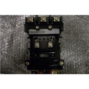 ALLEN BRADLEY 500L-AOD93 SERIES B TOP WIRED AC CONTACTOR 500LAOD93