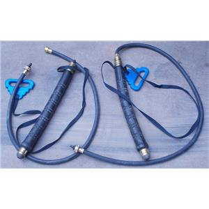 GT Water Products 2 Safe-T-Seal Pneumatic/Hydraulic Long Test Plug Part # LTP23
