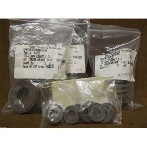 "Bosch Tri-Clamp Gaskets 1/2"" to 1-1/2"" inches / Total of 39 Gaskets"