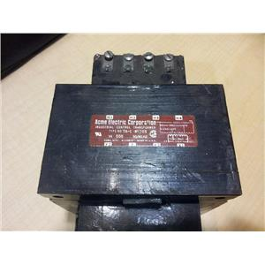 Acme electric TA-1-81005 used transformer