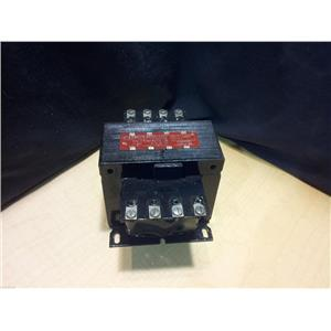 USED ACME ELECTRIC TRANSFORMER TYPE NO: TA-1-81003, Pri: 240,480,600V Sec: 120V