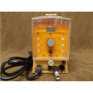 ProMinent Dulcometer D4a Metering Pump / Model # D_4APH1201PPD20200