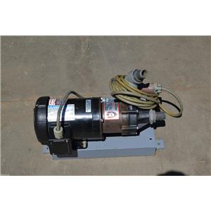 March TE-7R-MD pump 1 HP