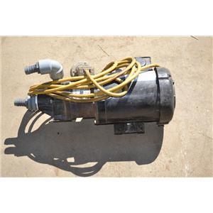 March TE-7R-MD pump 3/4 HP