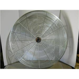"1 SET OF TPI  INTERNATIONAL  24"" FRONT & BACK  CLOSED  FAN GUARDS"