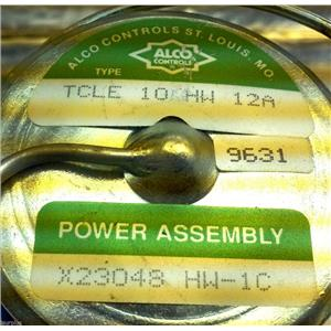 Alco TCLE10HW R22 Thermo Expansion ValveX23048 HW-1C POWER AS 12A