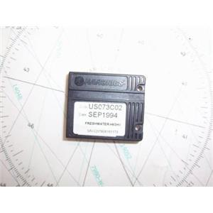 Boaters Resale Shop of Tx 1212 0722.17 NAVIONICS US073C02 ELECTRONIC CHART CARD