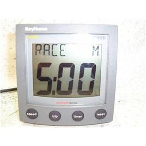 Boaters' Resale Shop of Tx 1405 0401.32 RAYTHEON ST60 SPEED DISPLAY (A22009)