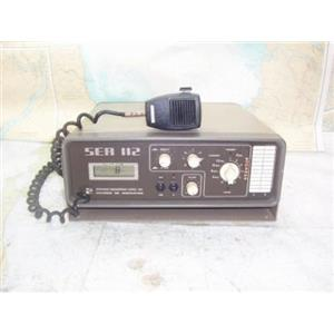 Boaters' Resale Shop of Tx 1305 1205.07 SEA 112 SINGLE SIDE BAND RADIOTELEPHONE