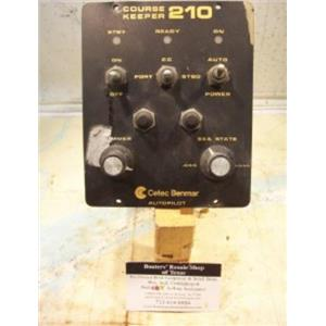 Boaters Resale Shop of Tx 13042005.02 Cetec Benmar course keeper 210 PHC 12 volt