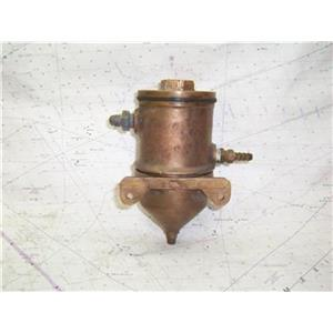 "Boaters Resale Shop of Tx 1405 1422.04 PERKO 1-1/2"" BRONZE FUEL FILTER (299)"