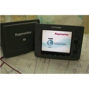 Boaters' Resale Shop of Tx 1309 2424.01 RAYMARINE E80 MULTIFUNCTION DISPLAY ONLY
