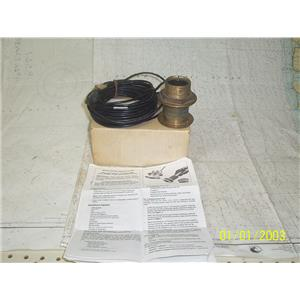 Boaters' Resale Shop Of Tx 1410 0241.24 AIRMAR B22 BRONZE THRU-HULL TRANSDUCER