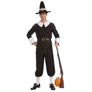 Forum Novelties Plymouth Pilgrim Man Adult Costume