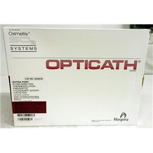 OXIMETRIX HOSPIRA 50328-05 P7110-EP8-H FLOW-DIRECTED PULMONARY CATHETER HERAPIN