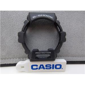 Casio Watch Parts GR-8900, GW-8900 Bezel / Shell Black White Lettering