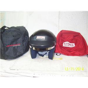 Boaters Resale Shop Of TX 1411 2740.22 SNELL SA2005 G-FORCE MED. RACING HELMET
