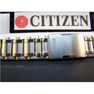 Citizen Watch Band AT4008 -51E Bracelet for Eco-Drive Perpetual Calendar