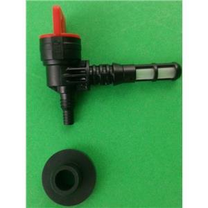 Small Engine Fuel Cut-Off Valve Replaces Briggs 208961, 192980GS Kohler 2546203S