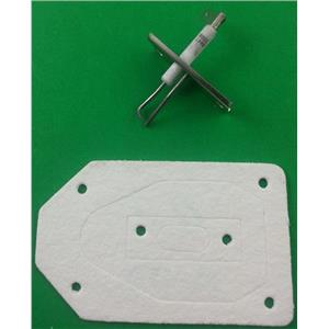 Suburban RV Furnace Heater Electrode & Gasket Kit (1) 231933 (1) 071076