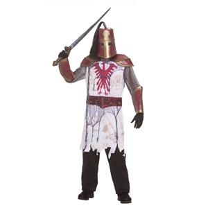 Zombie Warrior Adult Costume