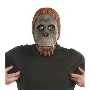 Orangutan Latex Adult Mask