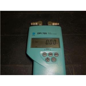 Druck DPI 705 DPI705 250/98-09 Handheld Pressure Indicator 15 PSI